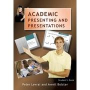 Academic Presenting and Presentations, Paperback (9783734783678)