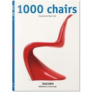 1000 Chairs, Hardcover (9783836546744)