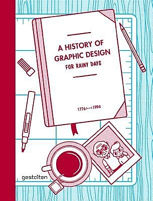 A History of Graphic Design for Rainy Days, Hardcover (9783899553895) 2228735
