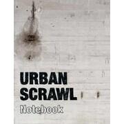 Urban Scrawl: Notebook, Hardcover (9783939566427)