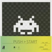 Push Start: The Art of Video Games, Hardcover (9783943573091)