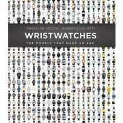 Wristwatches: The Models That Made an Age, Hardcover (9788854408111)