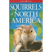 Squirrels of North America, Paperback (9789768200457)
