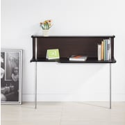Hokku Designs Niche Modern Leaning Writing Desk
