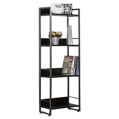 InRoom Designs 65'' Etagere Bookcase