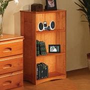 Discovery World Furniture Weston 42'' Bookcase; Honey