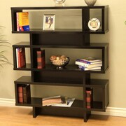 Mega Home Tier Display Cabinet 53'' Standard Bookcase