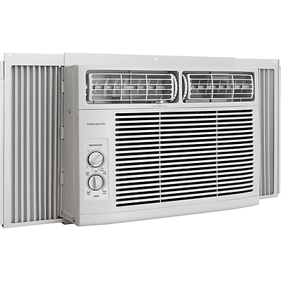 Frigidaire 10,000 BTU 115V Window-Mounted Mini-Compact Air Conditioner with Mechanical Controls 2119848