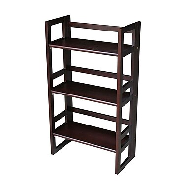 Wildon Home Student Folding 37'' Standard Bookcase
