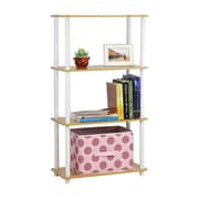 Wildon Home   43.7'' Etagere; Beech / White