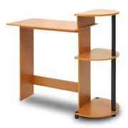 Wildon Home   Compact Computer Desk; Light Cherry
