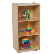 Wood Designs Mobile Mini 36'' Standard Bookcase