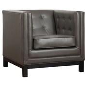 TOV Zoe Club Chair; Grey
