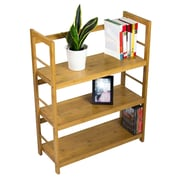 Corner II LTD Storage Bamboo Shelf 31.5'' Accent Shelves