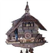 Schneider Chalet Cuckoo Wall Clock; Antique