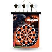 Rico NFL Magnetic Dart Board; Chicago Bears