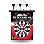 Rico NHL Magnetic Dart Board; Chicago Blackhawks