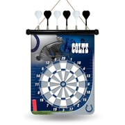 Rico NFL Magnetic Dart Board; Indianapolis Colts