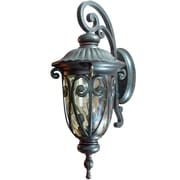Y Decor Hailee 3 Light Outdoor Wall Lantern