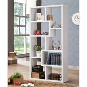 Wildon Home   70'' Cube Unit Bookcase; White