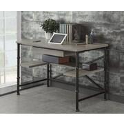 Turnkey LLC Franklin Writing Desk; Without Hutch