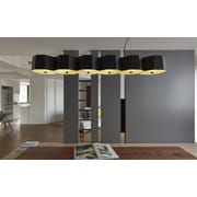 SeedDesign Zhe 6 Light Pendant