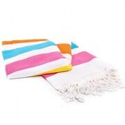 Buldano Special Rainbow Peshtemal Turkish Bath Towel