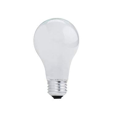 Bulbrite HAL A19 43W Dimmable 2900K Warm White 8PK (115142)