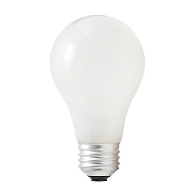 Bulbrite HAL A19 53W Dimmable 2900K Warm White 8PK (115152)