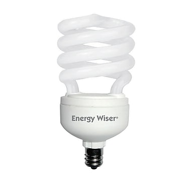 Bulbrite CFL T2 13W 2700K Warm White 6PK (509011)