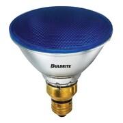 Bulbrite HAL PAR38 90W Dimmable 2900K Blue 2PK (683903)
