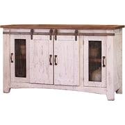 International Furniture Direct Pueblo TV Stand