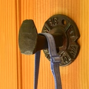 Railroadware Railroad Spike Wall Hook or Hanger 2
