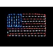 Brite Ideas American Flag LED Light