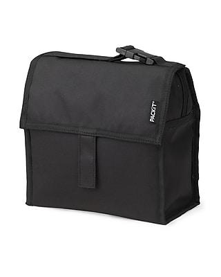 PACKiT Freezable Mini Lunch Bag Black PKT MC BLA