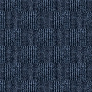 4urFloor Smart Transformations 24'' X 24'' Carpet Tile in Ocean Blue