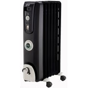 DeLonghi Safeheat 1500W ComforTemp Portable Oil-Filled Radiator; Black