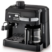 DeLonghi Combination Coffee & Espresso Maker; Black