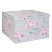 Laura Ashley Jumbo Storage Box, Beatrice (LA-95622)