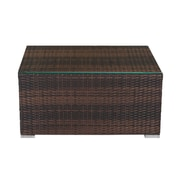 Ohana Depot Ohana Coffee Table; Mixed Brown