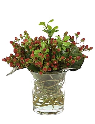 Distinctive Designs Waterlook Vine Wrapped Berry Bouquet