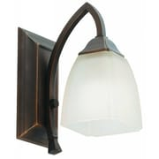Lithonia Lighting Piedmount Sconce in Antique Bronze