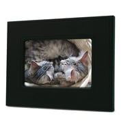 River of Goods A Pet's Life Rectangle Picture Frame; Black