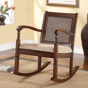 A&J Homes Studio Chandelier Rocking Chair