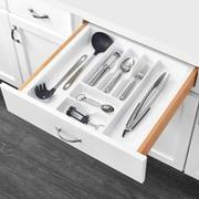 Rev-A-Shelf Cutlery Tray Drawer Insert; Extra Large