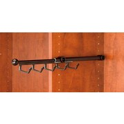 Rev-A-Shelf Pull-Out Belt Scarf Organizer; Oil Rubbed Bronze