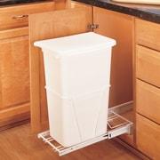 Rev-A-Shelf 12.5 Gallon Plastic Trash Can