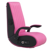 X Rocker Video Rockers Floor 2.1 Wireless Bluetooth Audio Game Chair
