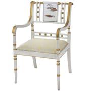 Oriental Furniture Regency Armchair