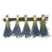 Dried Flowers and Wreaths LLC Lavender Birch Hanger